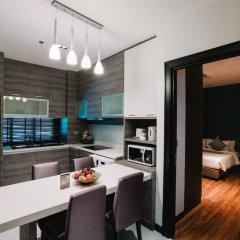 Отель Vertical Suite Бангкок в номере