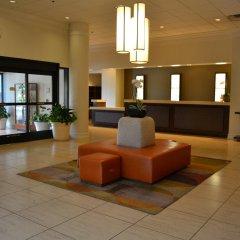 Отель Crowne Plaza San Jose-Silicon Valley интерьер отеля