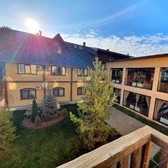 Гостиница Сарайшык балкон