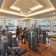 Отель Mandarin Oriental Kuala Lumpur фитнесс-зал