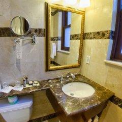 Отель Fitzpatrick Manhattan Hotel США, Нью-Йорк - отзывы, цены и фото номеров - забронировать отель Fitzpatrick Manhattan Hotel онлайн ванная