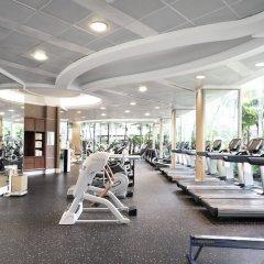 Shangri-La Hotel Singapore фитнесс-зал