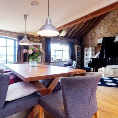 Отель Warehouse Loft in London Bridge комната для гостей фото 4