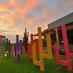 Отель Oasis Resort детские мероприятия