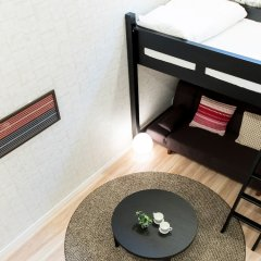 Отель Trip Pod Takasago B Фукуока сейф в номере