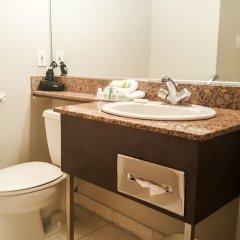 Отель Rosedale On Robson Suite Hotel Канада, Ванкувер - отзывы, цены и фото номеров - забронировать отель Rosedale On Robson Suite Hotel онлайн ванная