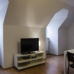 Отель Happy Prague Apartments Чехия, Прага - 1 отзыв об отеле, цены и фото номеров - забронировать отель Happy Prague Apartments онлайн комната для гостей