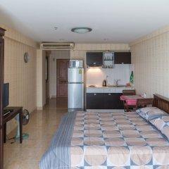 Отель Jomtien Beach Condominium Паттайя комната для гостей фото 2