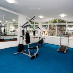 Отель Blue Lagoon Otel Мармарис фитнесс-зал
