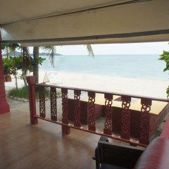 Отель Lamai Chalet Таиланд, Самуи - отзывы, цены и фото номеров - забронировать отель Lamai Chalet онлайн балкон