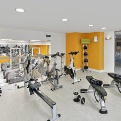 Отель Melia Costa del Sol фитнесс-зал фото 2