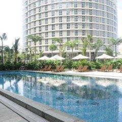 Апартаменты Saigon Airport Bluesky Serviced Apartment бассейн фото 3