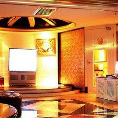 Mascot Hotel интерьер отеля