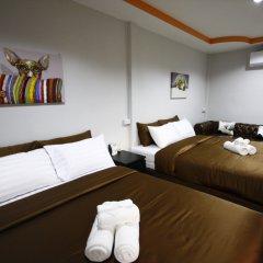 Отель Apinya Resort Bangsaray детские мероприятия