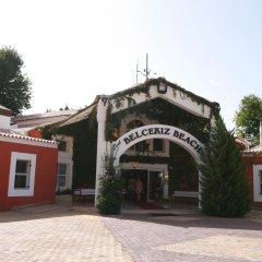 Belcekiz Beach Club Турция, Олудениз - 1 отзыв об отеле, цены и фото номеров - забронировать отель Belcekiz Beach Club - All Inclusive онлайн вид на фасад