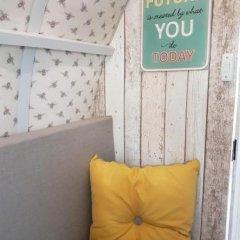Отель The Little Hide - Grown Up Glamping интерьер отеля фото 3