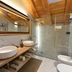 Отель Le Reve Charmant Италия, Аоста - отзывы, цены и фото номеров - забронировать отель Le Reve Charmant онлайн ванная