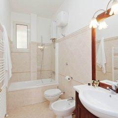 Отель Cozy Domus My Extra Home Италия, Рим - отзывы, цены и фото номеров - забронировать отель Cozy Domus My Extra Home онлайн ванная фото 2