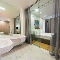 Гостиница Wall Street Одесса ванная