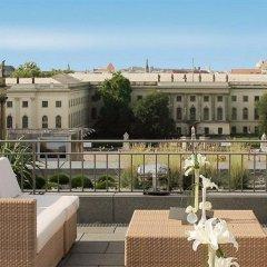 Отель de Rome - Rocco Forte Германия, Берлин - 1 отзыв об отеле, цены и фото номеров - забронировать отель de Rome - Rocco Forte онлайн балкон