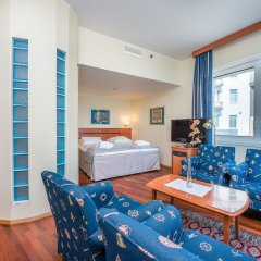 Thon Hotel Harstad комната для гостей
