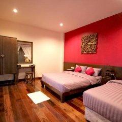 Отель Devara Pool Villa Паттайя комната для гостей фото 3