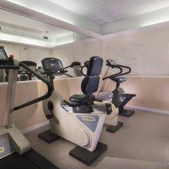Hotel Milton Rimini фитнесс-зал