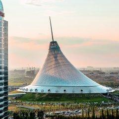 Гостиница Wyndham Garden Astana Казахстан, Нур-Султан - 1 отзыв об отеле, цены и фото номеров - забронировать гостиницу Wyndham Garden Astana онлайн балкон