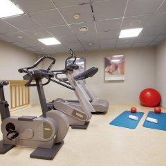 Отель NH Prague City фитнесс-зал фото 3
