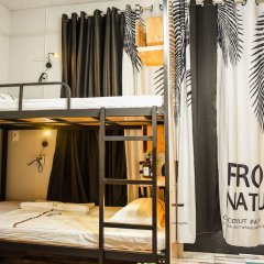 Ta'or Hostel Нячанг комната для гостей