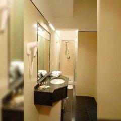 Отель Embassy Hotel Италия, Флоренция - отзывы, цены и фото номеров - забронировать отель Embassy Hotel онлайн ванная фото 2