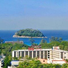 Отель ibis Phuket Kata пляж