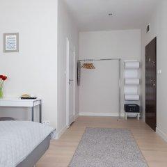 Отель Platinum Apartments Польша, Варшава - 4 отзыва об отеле, цены и фото номеров - забронировать отель Platinum Apartments онлайн комната для гостей фото 5