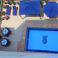 Hotel Plaza Versalles развлечения