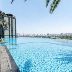 Отель Hoasun Des Art - Lanmark 81 бассейн
