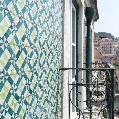 Brown's Boutique Hotel балкон
