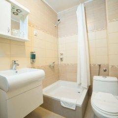 Dash Star Hotel Нови Сад ванная