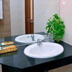 Green Hotel ванная