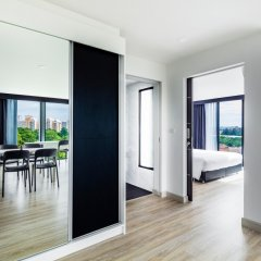 The Rizin Hotel & Residences комната для гостей фото 4