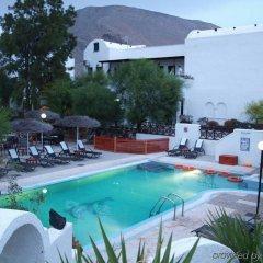 Отель Drossos Греция, Остров Санторини - отзывы, цены и фото номеров - забронировать отель Drossos онлайн бассейн фото 2
