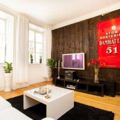 Отель Apartdirect Gamla Stan Стокгольм интерьер отеля фото 3