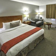 Отель Howard Johnson by Wyndham Quebec City Канада, Квебек - отзывы, цены и фото номеров - забронировать отель Howard Johnson by Wyndham Quebec City онлайн комната для гостей фото 4