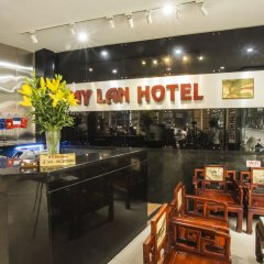 Отель My Lan Hanoi Hotel Вьетнам, Ханой - отзывы, цены и фото номеров - забронировать отель My Lan Hanoi Hotel онлайн гостиничный бар