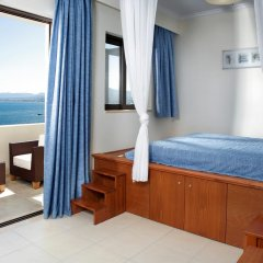 Отель Al Mare Villas комната для гостей