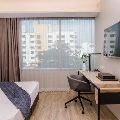 Отель Millennium Hilton Bangkok Бангкок удобства в номере