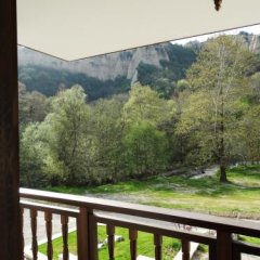 Отель Rechen Rai Болгария, Сандански - отзывы, цены и фото номеров - забронировать отель Rechen Rai онлайн балкон