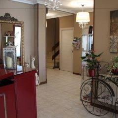 Отель Hostal Flor de Quejo Испания, Арнуэро - отзывы, цены и фото номеров - забронировать отель Hostal Flor de Quejo онлайн интерьер отеля