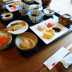 Отель Oyado Kotori no Tayori Хидзи в номере