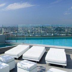 The Marmara Pera Турция, Стамбул - 2 отзыва об отеле, цены и фото номеров - забронировать отель The Marmara Pera онлайн бассейн фото 3