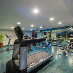 Отель Dream Bangkok Таиланд, Бангкок - 2 отзыва об отеле, цены и фото номеров - забронировать отель Dream Bangkok онлайн фитнесс-зал